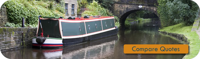 Compare Narrowboat Insurance Quotes